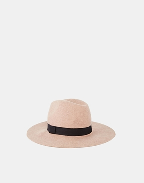 ASOS Camel Felt Hat